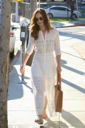 Minka Kelly Style - West Hollywood 11/13/ 2016