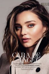 Miranda Kerr - Elle Magazine November 2016 Issue