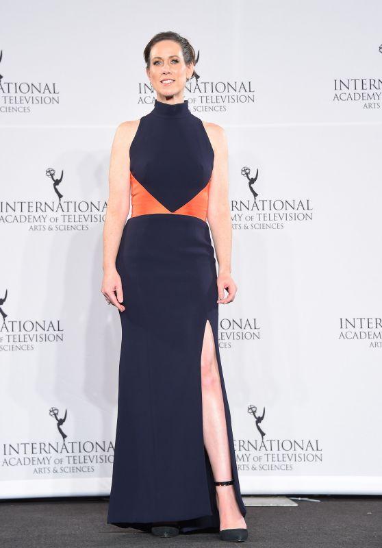 Miriam Shor – International Emmy Awards 2016 in New York City
