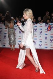 Mollie King – Pride of Britain Awards in London 10/31/ 2016
