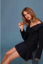 Natalia Vodianova - Harper's Bazaar Magazine Spain December 2016 Issue