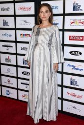 Natalie Portman - 30th Israel Film Festival Anniversary Gala Awards in Beverly Hills