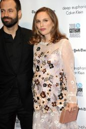 Natalie Portman – Gotham Independent Film Awards 2016 in New York