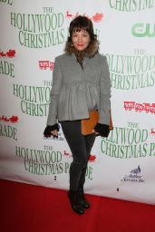 Natasha Gregson Wagner – 85th Annual Hollywood Christmas Parade in Hollywood 11/27/ 2016