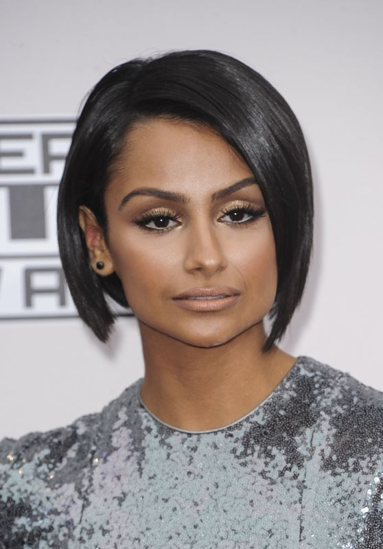 Nazanin Mandi – 2016 American Music Awards in Los Angeles