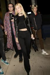 Nicola Peltz - Arrives at Hot Celeb Spot in West Hollywood 11/12/ 2016