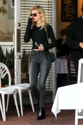 Nicola Peltz - Leaving Mauro