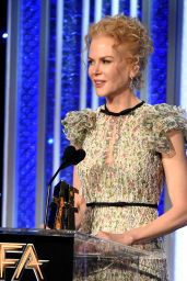 Nicole Kidman - 20th Annual Hollywood Film Awards in Beverly Hills 11/06/2016