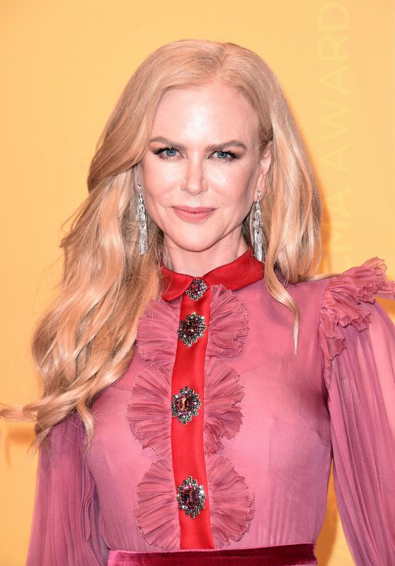 Nicole Kidman - 50th Annual CMA Awards in Nashville 11/2/ 2016
