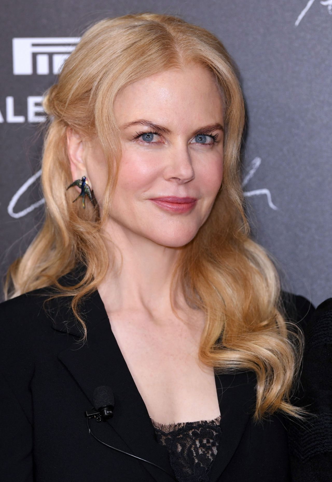 Nicole Kidman Pirelli Calendar 2017 Launch Photocall In