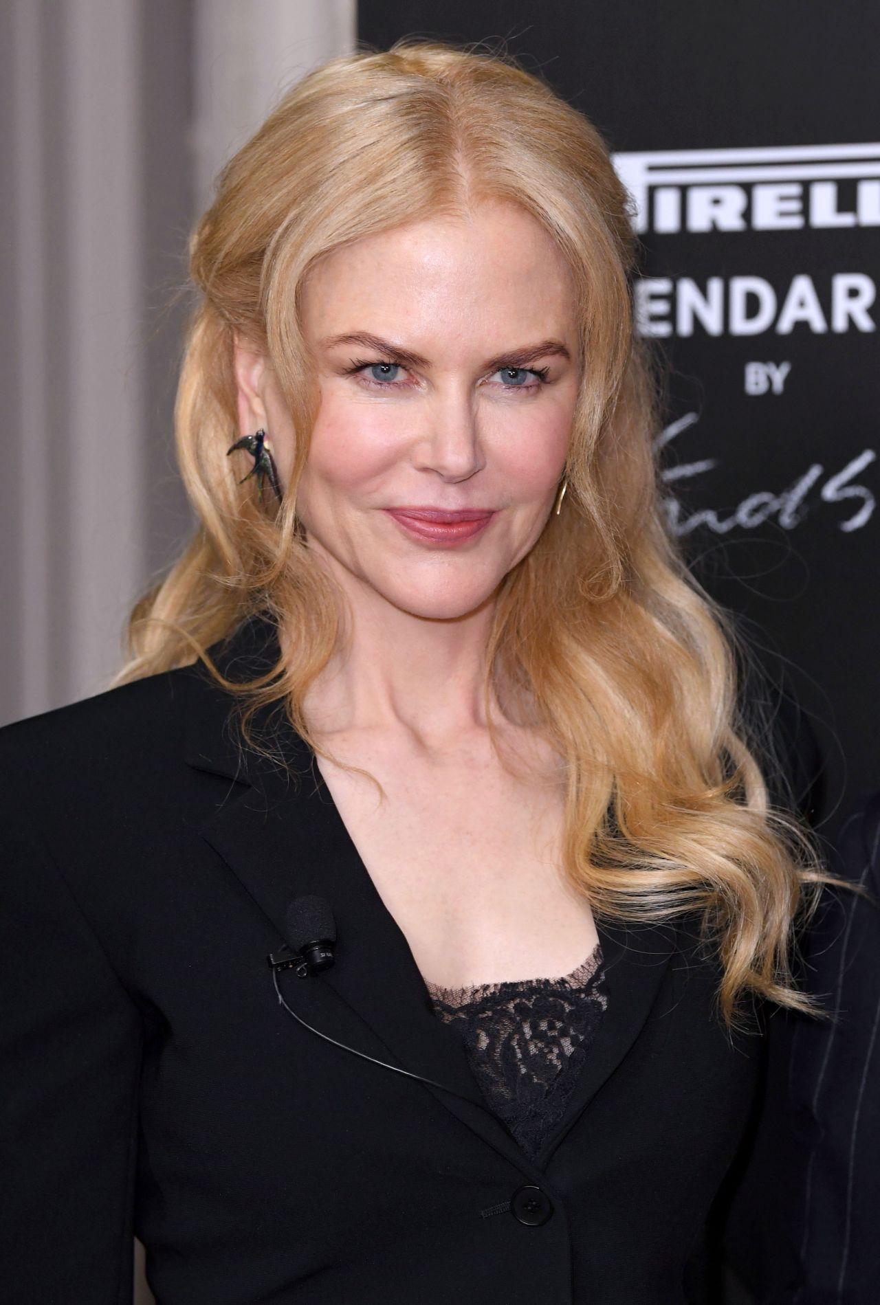 Nicole Kidman – Pirelli Calendar 2017 Launch Photocall in ...