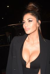 Nicole Scherzinger - Arriving Back At Her Hotel 11/27/ 2016