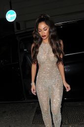 Nicole Scherzinger Night Out Style - London 11/26/ 2016