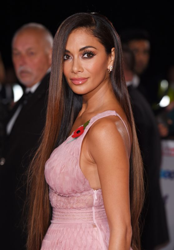 Nicole Scherzinger - Pride of Britain Awards in London 10/31/ 2016