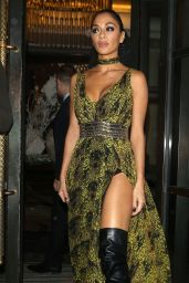 Nicole Scherzinger - The Global Gift Gala Corinthia Hotel in London 11/19/2016