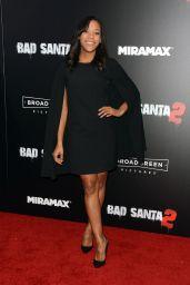 Nikki James – 'Bad Santa 2' Premiere in New York