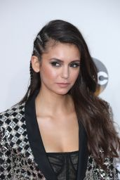 Nina Dobrev – 2016 American Music Awards in Los Angeles