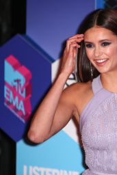 Nina Dobrev - MTV Europe Music Awards in Rotterdam 11/6/2016