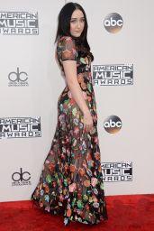 Noah Cyrus – 2016 American Music Awards in Los Angeles