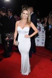 Ola Jordan – Pride of Britain Awards at Grosvenor House, London 10/31/ 2016