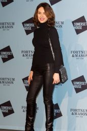 Olga Kurylenko - Skate at Somerset House with Fortnum & Mason VIP Launch Party in London 11/16/ 2016