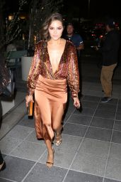 Olivia Culpo - Revolve Winter Formal Event at NeueHouse in Los Angeles, CA 11/10/ 2016