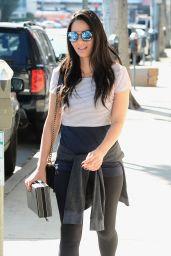 Olivia Munn Street Style- West Hollywood 11/17/ 2016