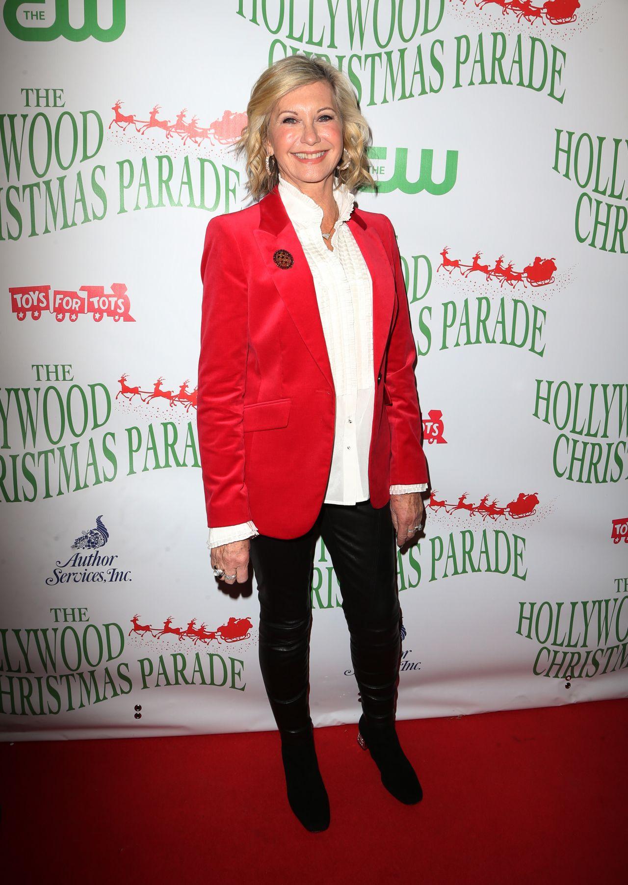 Olivia Newton-John – 85th Annual Hollywood Christmas ...