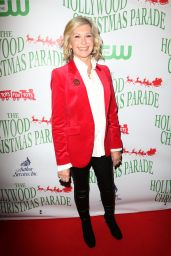 Olivia Newton-John – 85th Annual Hollywood Christmas Parade in Hollywood 11/27/ 2016
