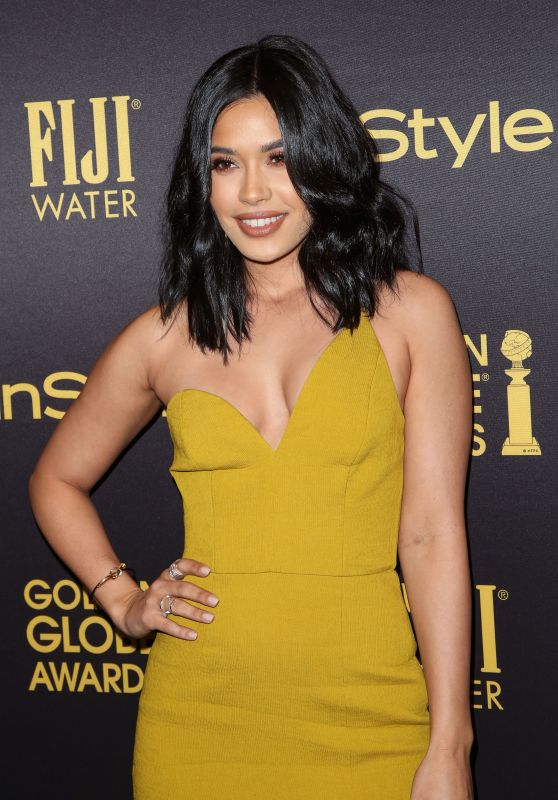 Otmara Marrero – HFPA & InStyle's Celebration of Golden Globe Awards Season in LA 11/10/2016
