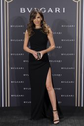 Paloma Lago – Bulgari Cocktail Event in Madrid 11/28/ 2016