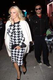 Pamela Anderson - Joins David LaChapelle at