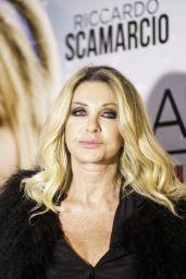 Paola Ferrari – 'La Cena Di Natale' Film Premiere in Rome