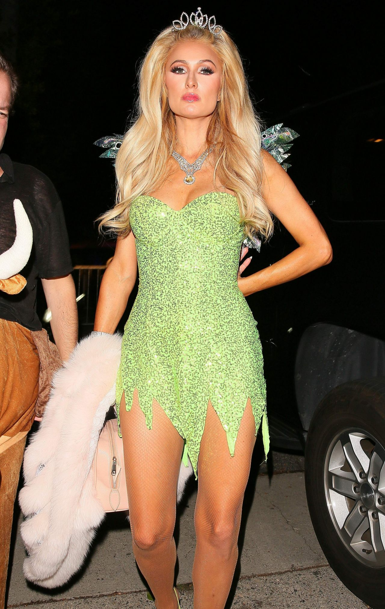 Hilton - Halloween Party in Los Angeles 10/31/ 2016