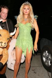 Paris Hilton - Halloween Party in Los Angeles 10/31/ 2016