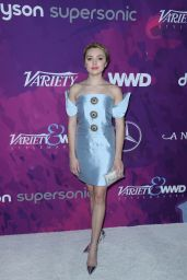 Peyton List – StyleMaker Awards in West Hollywood 11/17/ 2016