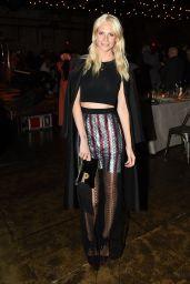 Poppy Delevingne - Ballroom Marfa New York Benefit Gala, November 2016