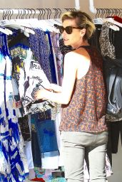 Portia de Rossi - Shopping at Alice and Olivia in Beverly Hills 11/8/2016