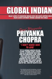Priyanka Chopra - Hello! India Magazine November 2016 Issue