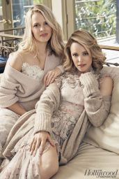 Rachel and Kayleeen McAdams - The Hollywood Reporter Beauty Issue 2016