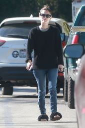 Rachel Bilson - Out in Studio City 11/29/ 2016