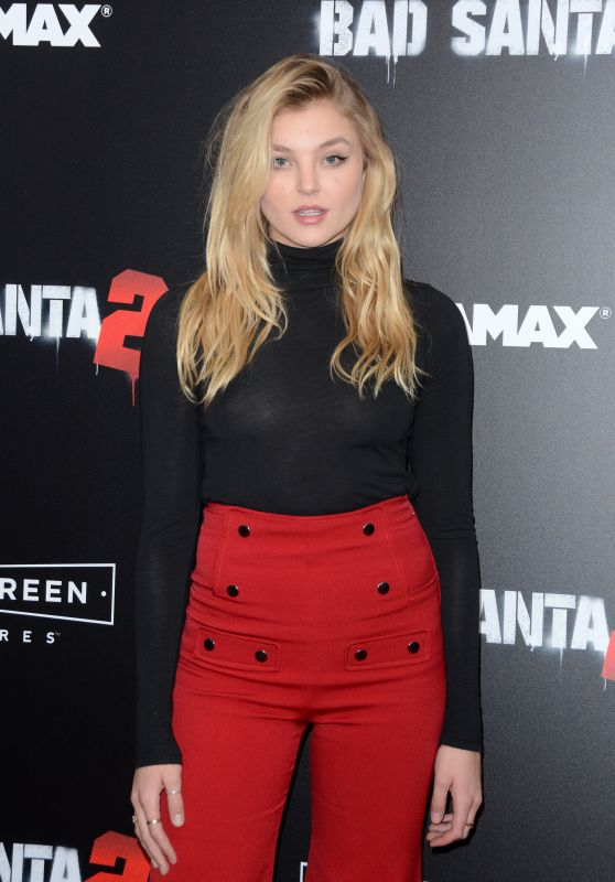 Rachel Hilbert – 'Bad Santa 2' Premiere in New York