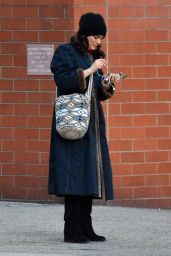 Rachel Weisz Autumn Style - New York City 11/27/ 2016
