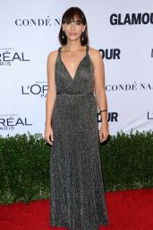 Rashida Jones – Glamour Women Of The Year Awards in Los Angeles 11/14/ 2016