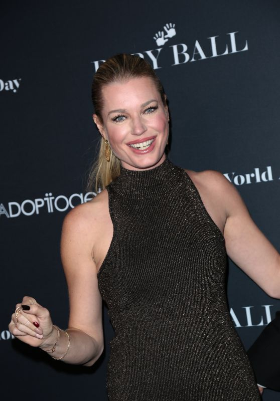Rebecca Romijn - 5th Annual Baby Ball Gala at NeueHouse, Hollywood 11/12/ 2016