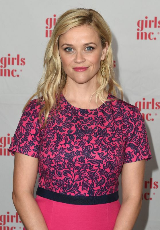 Reese Witherspoon - Girls Inc. Los Angeles Celebration Luncheon in Beverly Hills, 11/16/ 2016