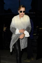 Rita Ora at BBC Radio 1 Studios in London 11/23/ 2016