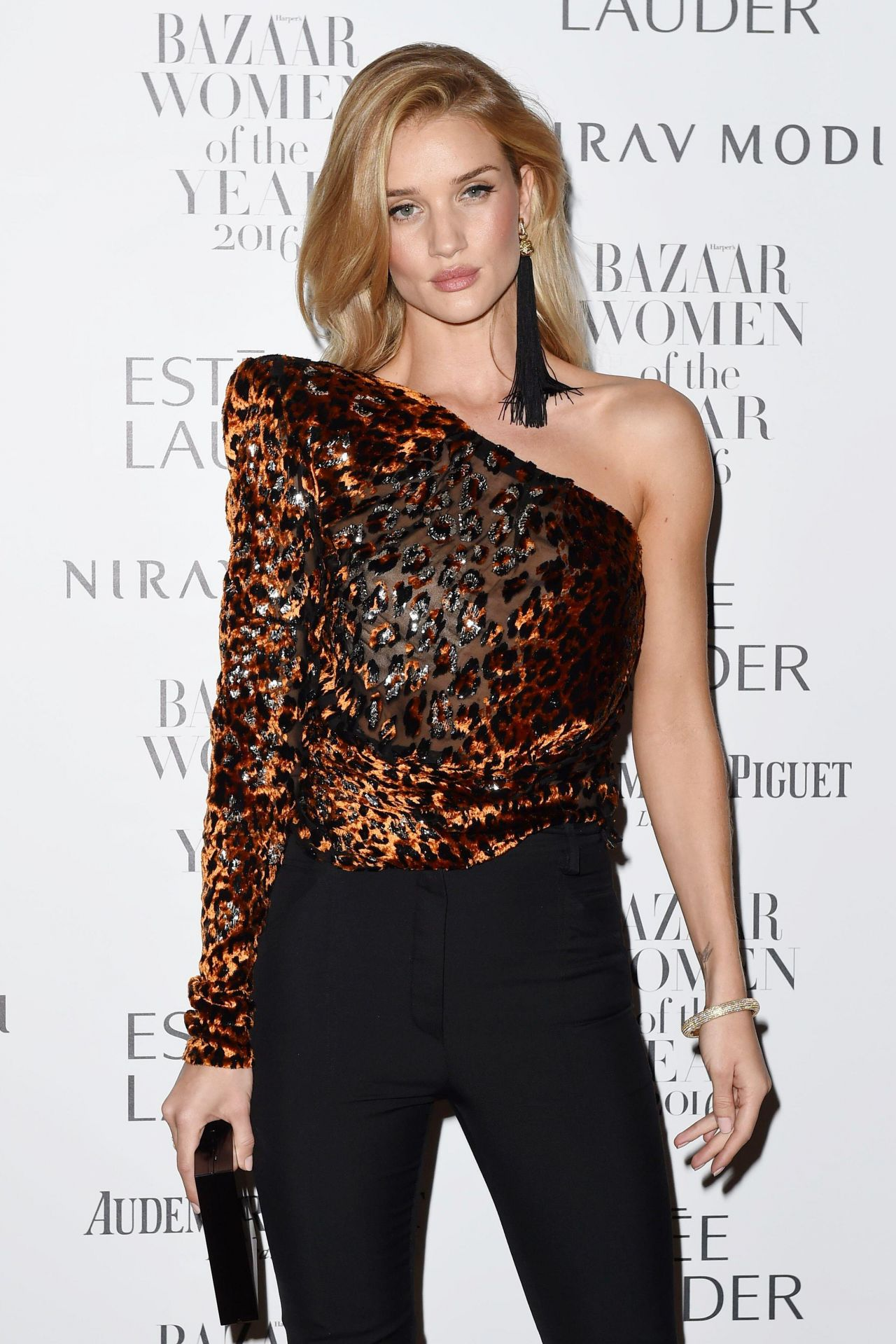 Rosie Huntington-Whiteley - Harper's Bazaar Women of the ... Rosie Huntington Whiteley