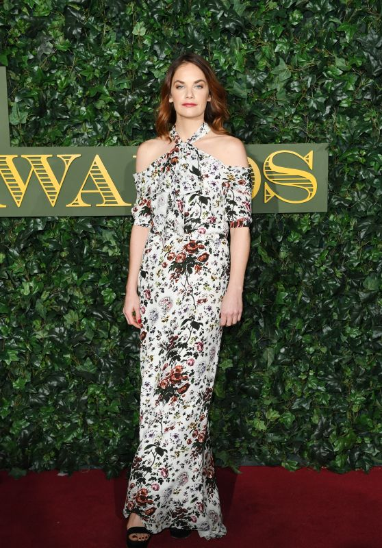 Ruth Wilson - London Evening Standard Theatre Awards 11/13/ 2016