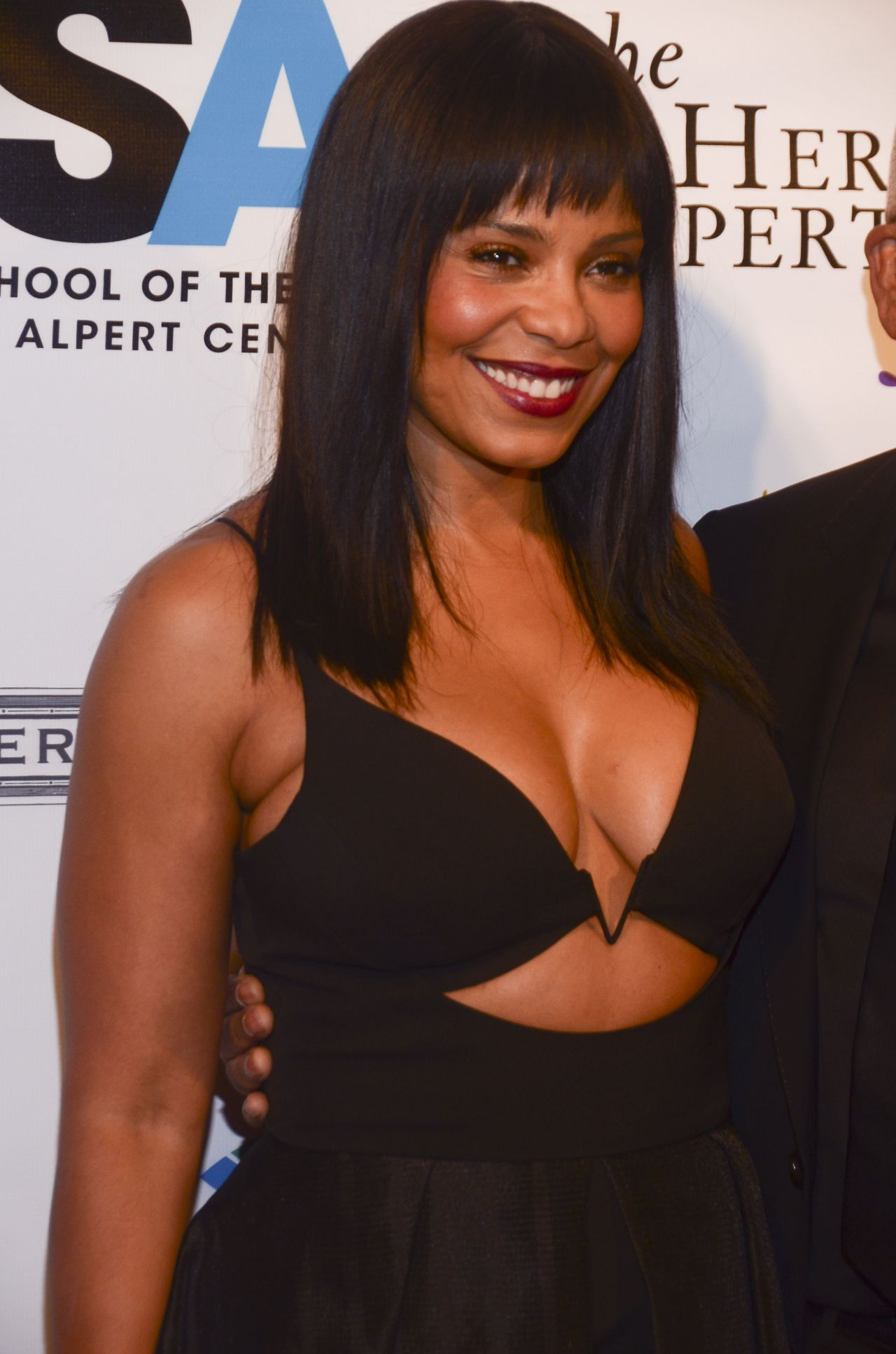 Sanaa Lathan Harlem School Of The Arts Gala In Ny 10 31 2016